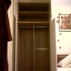 The inside of the wardrobe opposite(Camberwell)